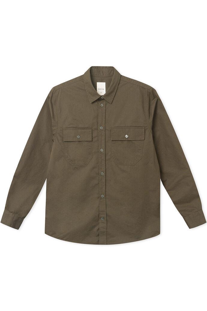 Avenir shirt 12035311-5232, DARK ARMY