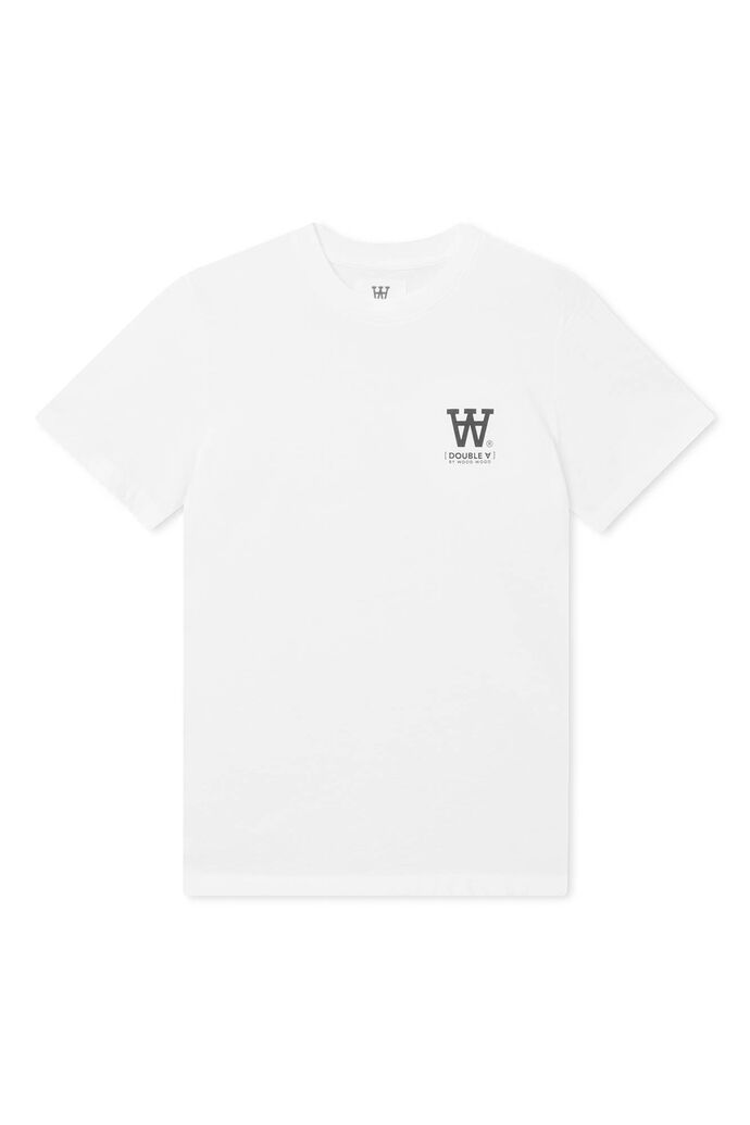Ace t-shirt 10035700-2222, BRIGHT WHITE