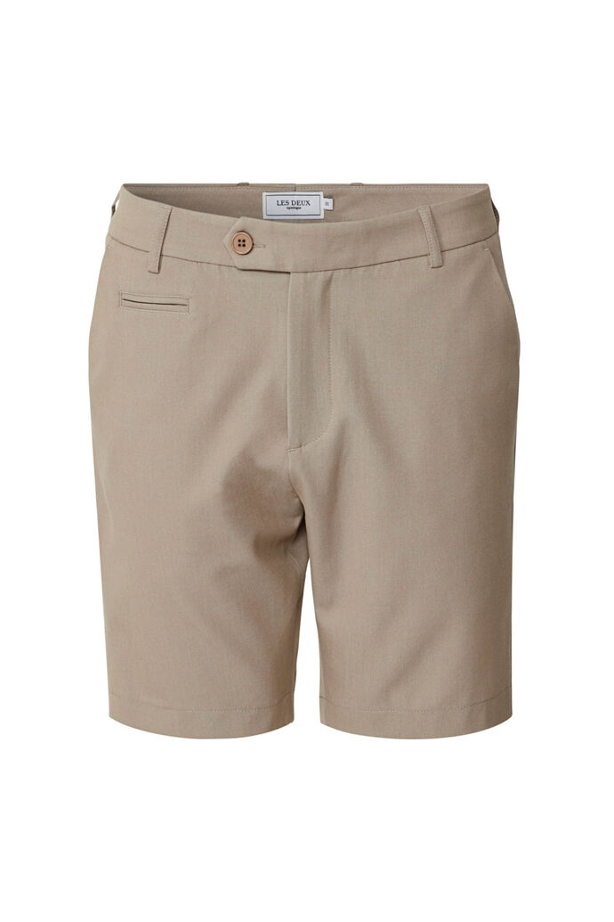 Como light shorts LDM502008, LIGHT BROWN