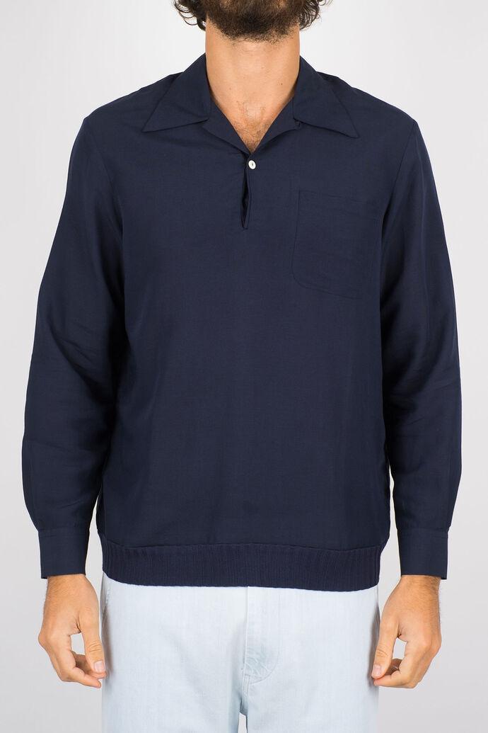 Polo shirt, VINTAGE NAVY