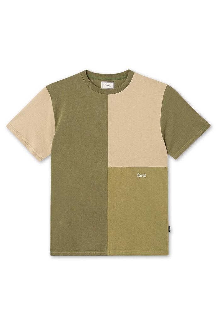 Swatch t-shirt, ARMY/KHAKI