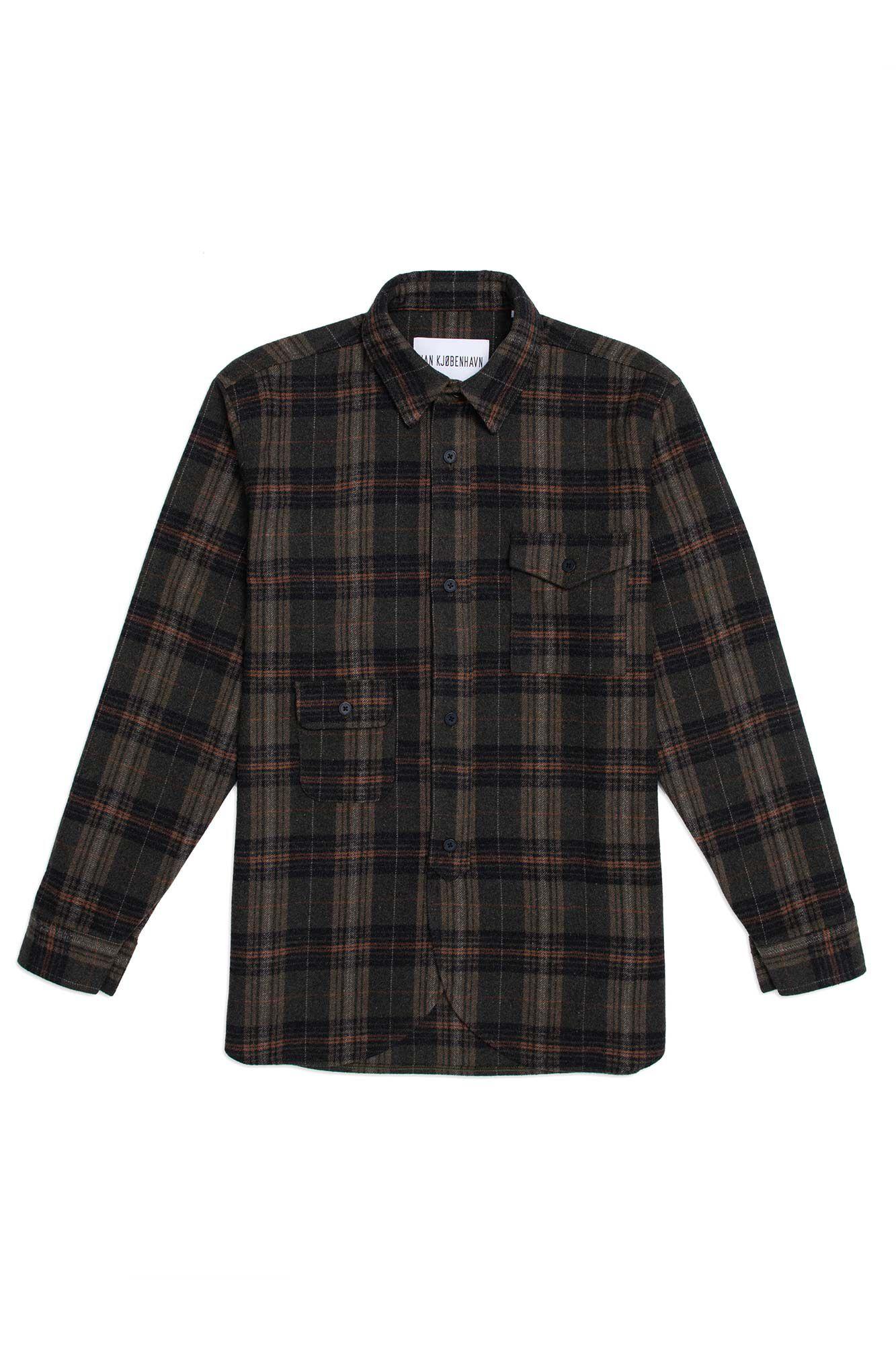 Army shirt M-120036, ARMY CHECK