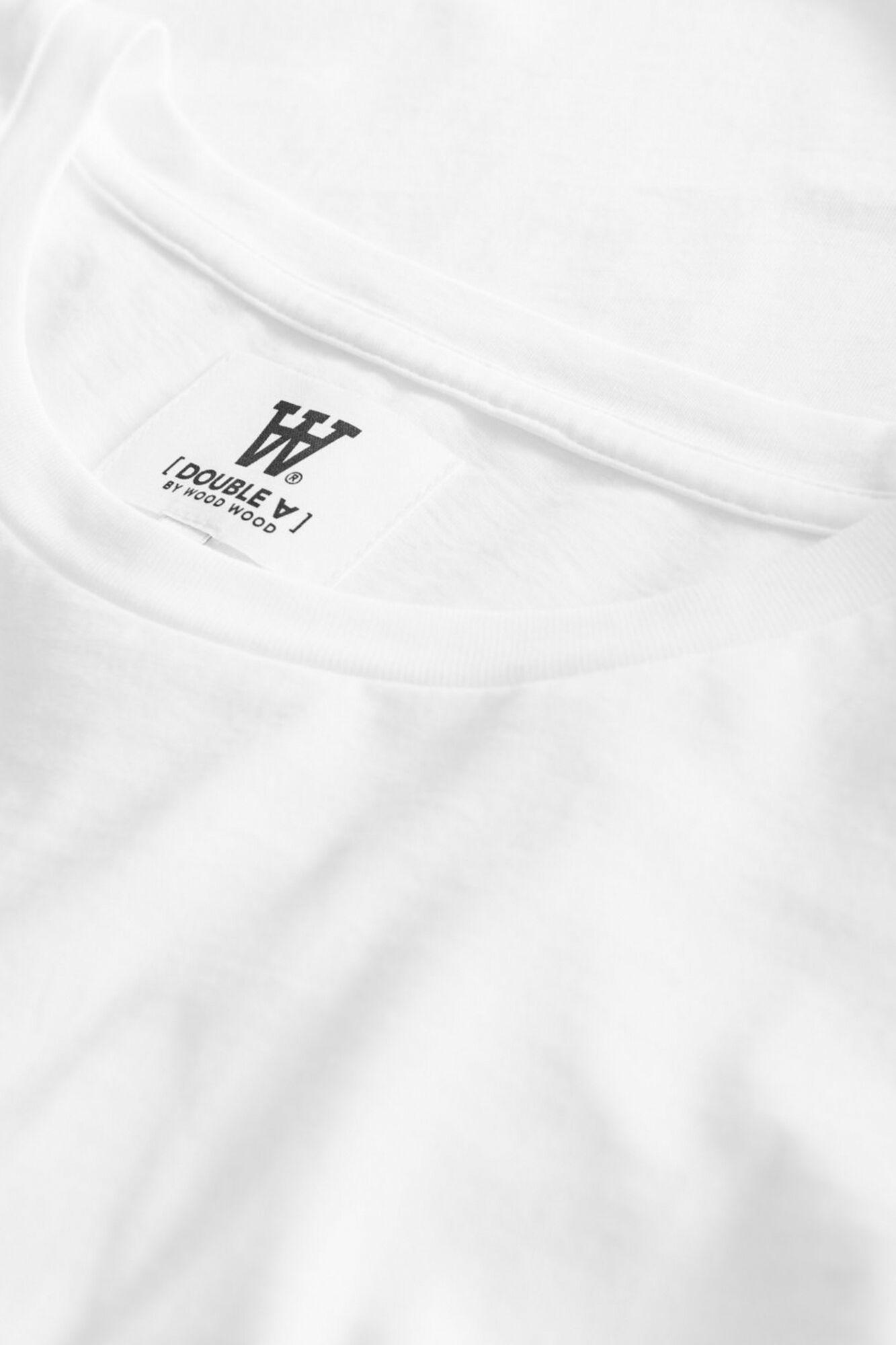 Ace T-shirt, BRIGHT WHITE