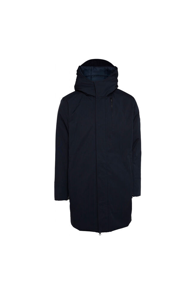 Long soft shell jacket 92373, TOTAL ECLIPSE