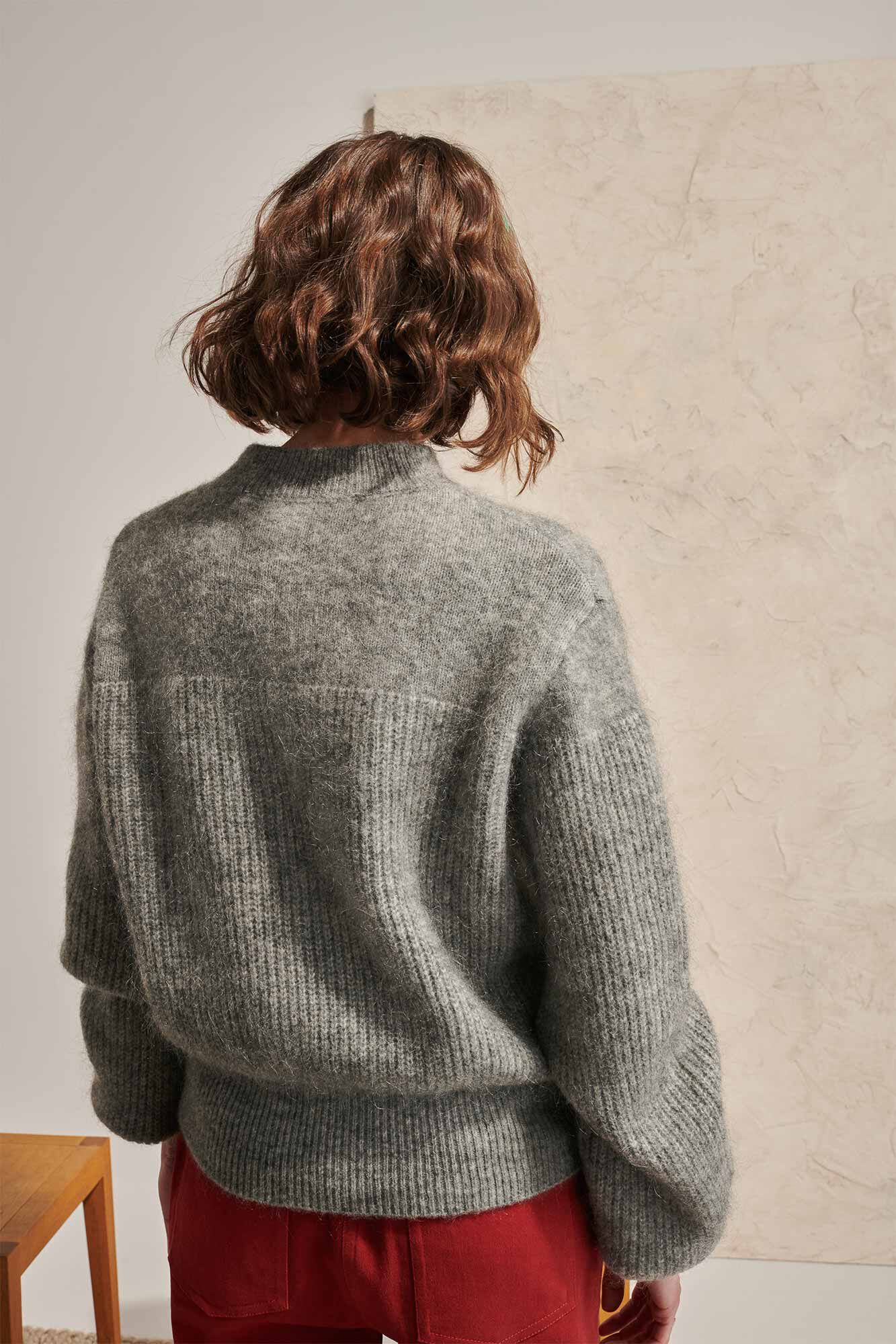 Sissi mohair sweater 02088WS