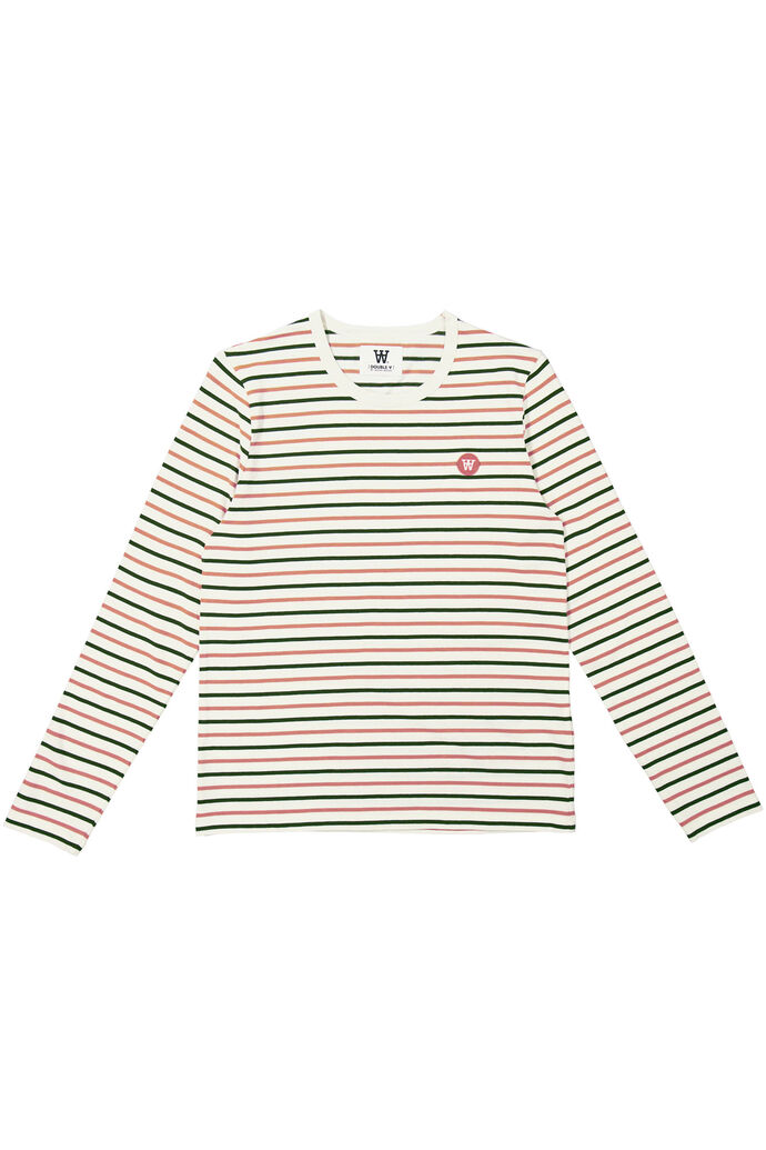 Moa long sleeve 10931506-2323, MULTI STRIPE