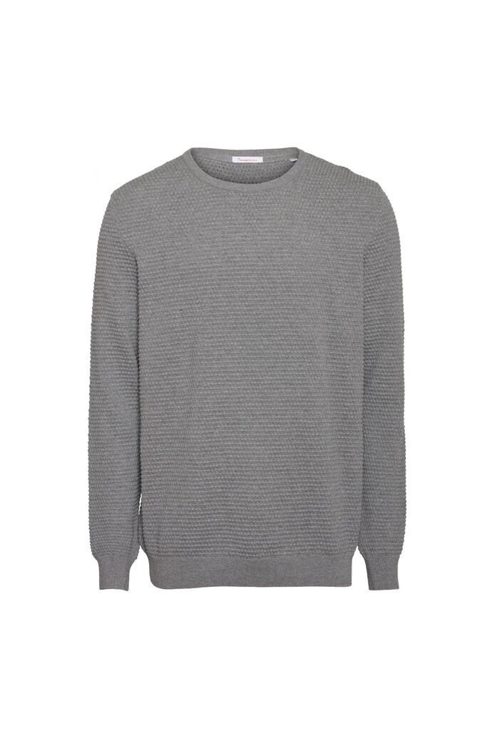 Field o-neck sailor knit