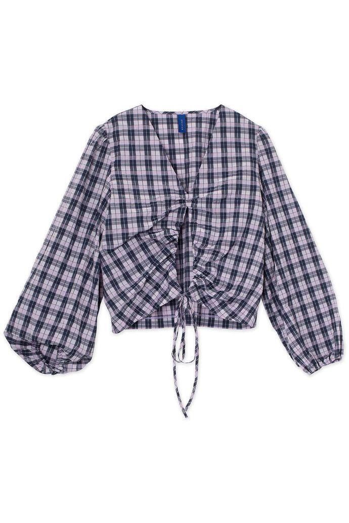 Usha blouse 08970538, FUXIA