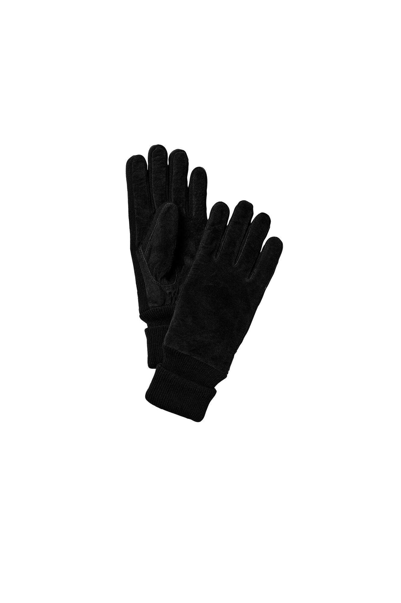 Original sandwich glove 17590, BLACK 100