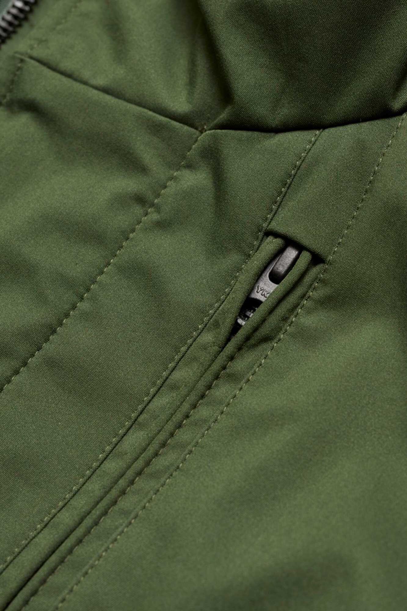 Long soft shell jacket 92373