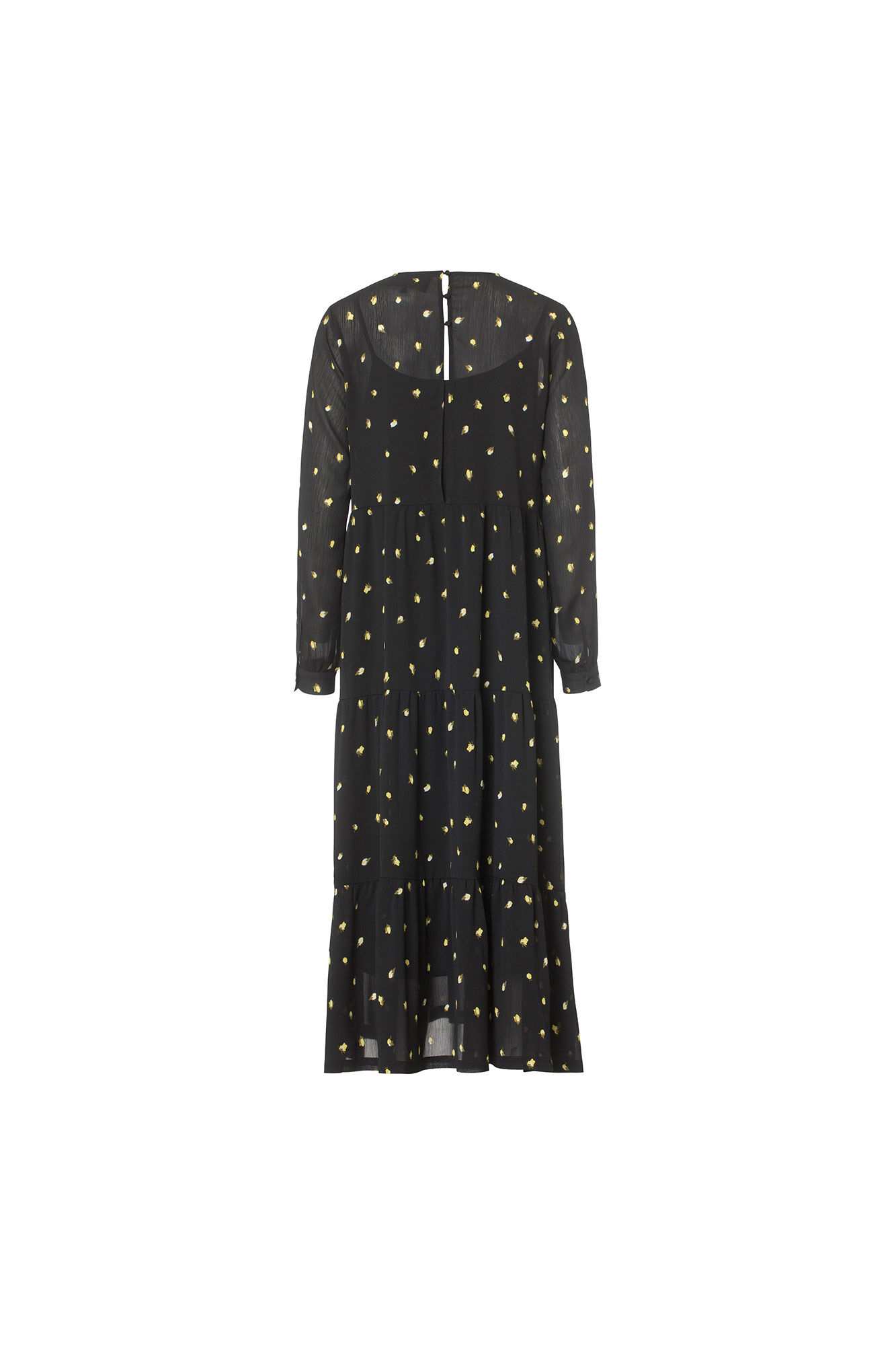 Persia dress 05260345, BLACK