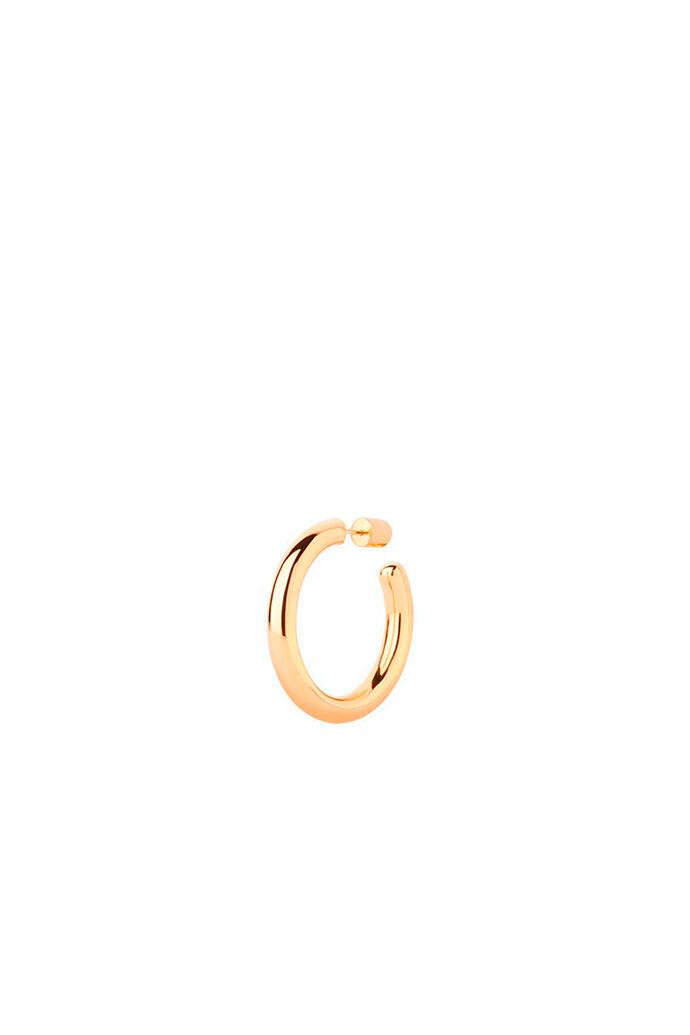 Ruby 35 Hoop Earring 100635, GOLD HP