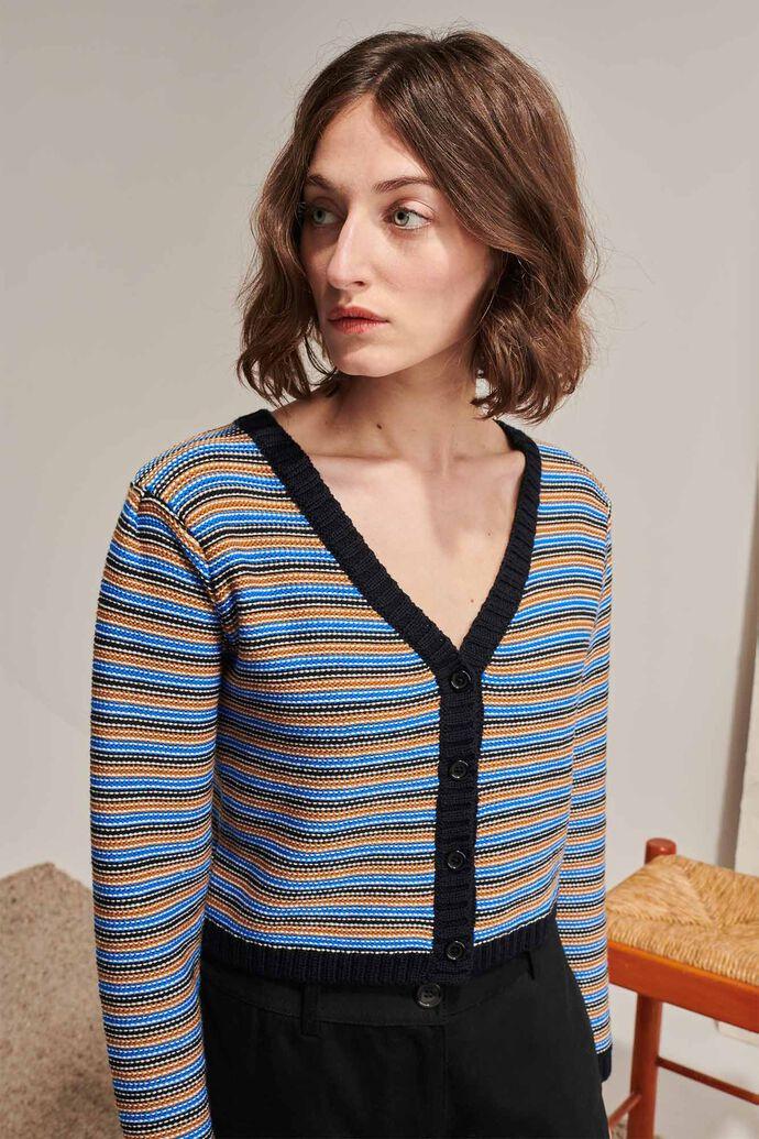 Geraldine archive knit 02163WG