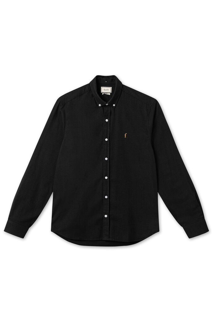 Craft shirt, BLACK