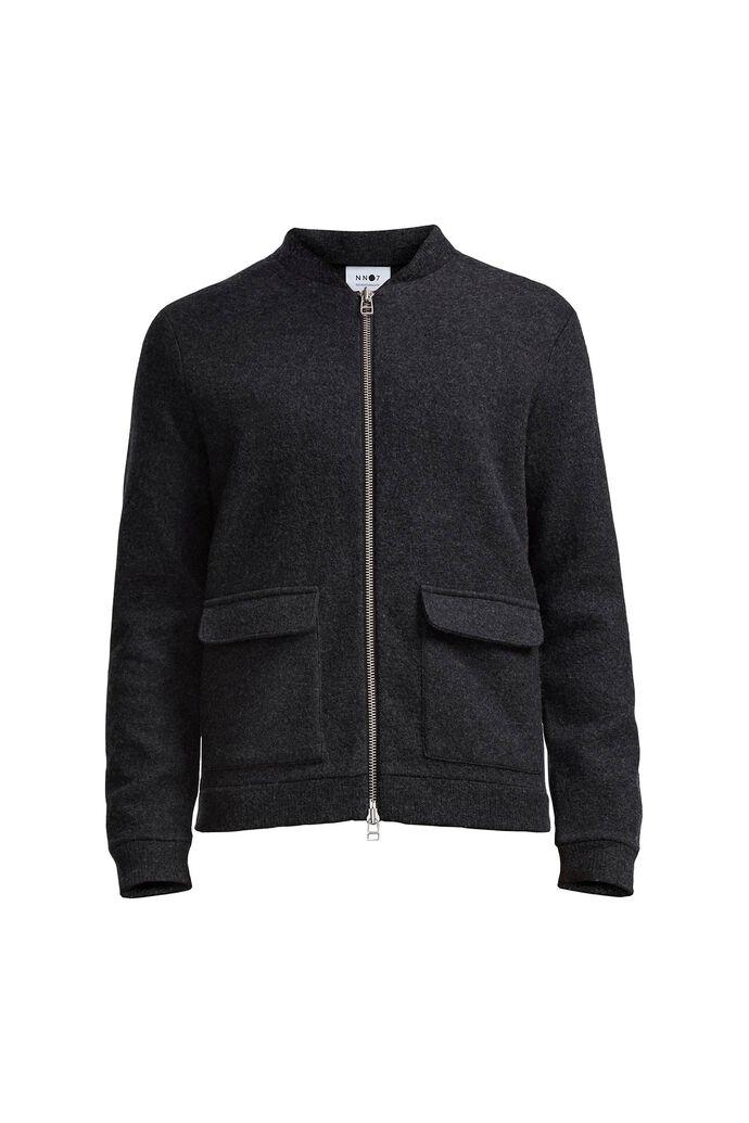 Boiled bomber jacket 6360