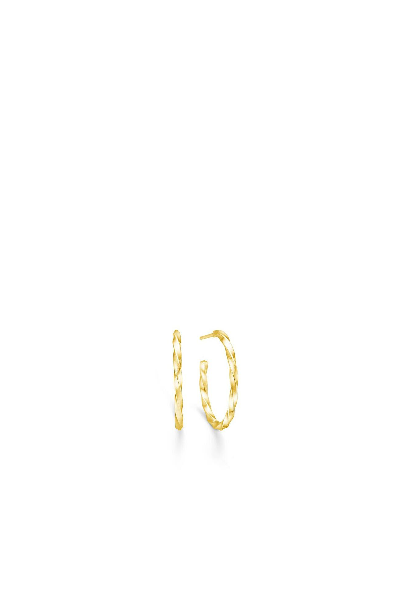 Vega earring IDE001GD, GOLD
