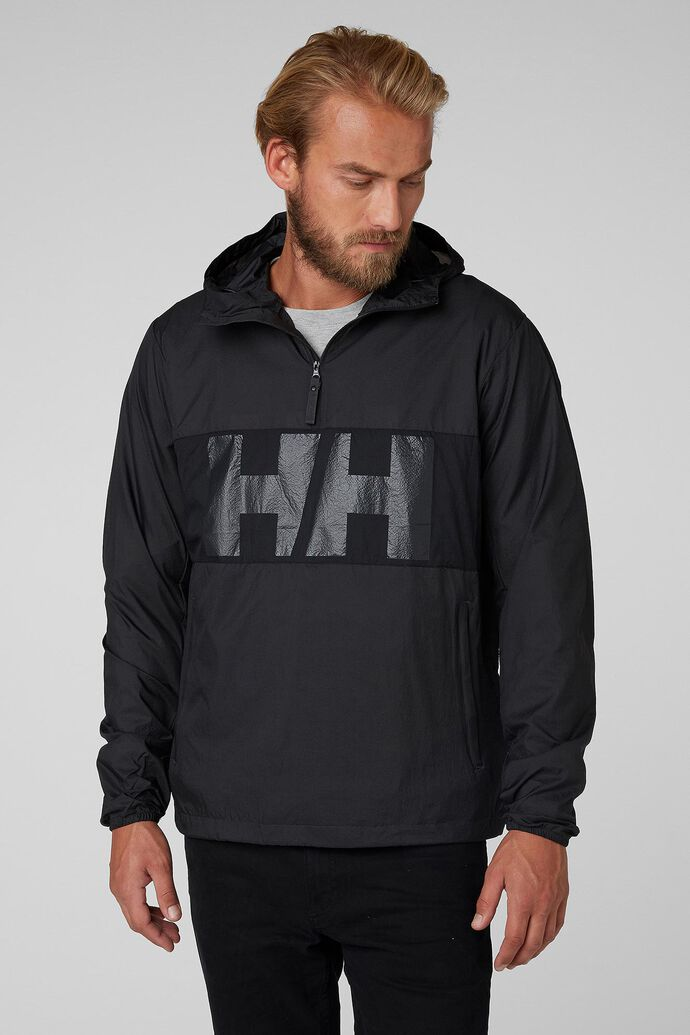 ACTIVE WIND ANORAK 53280, BLACK