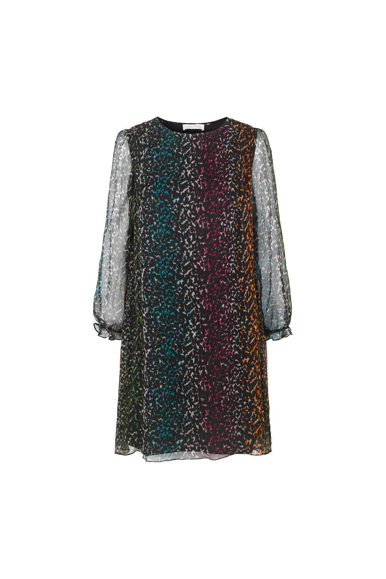 Brave dress SM1099, RAINBOW LEO