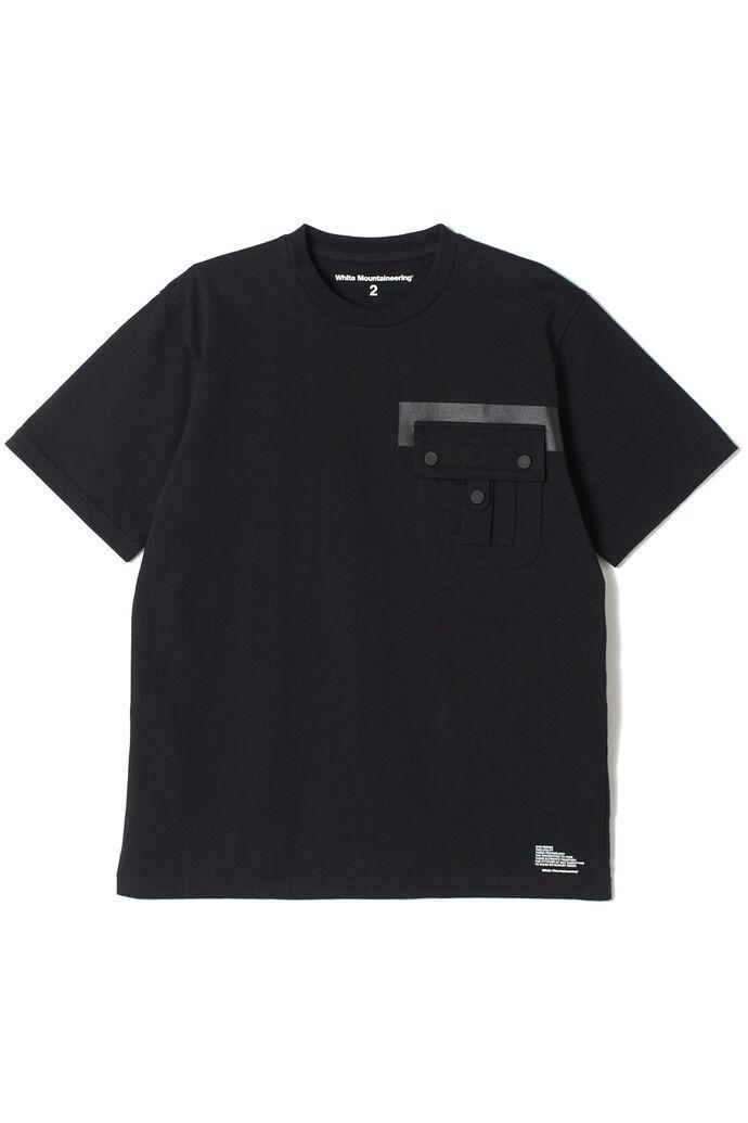 Big pocket tshirt WM1973504