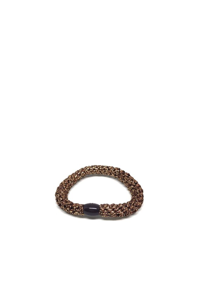 Bystær hairties 9799104, GLITTER BRONZE