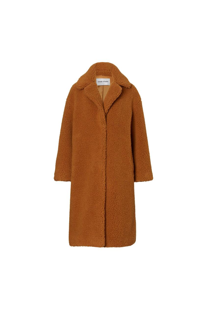 Camilla Coat 60653-8175, CARAMEL