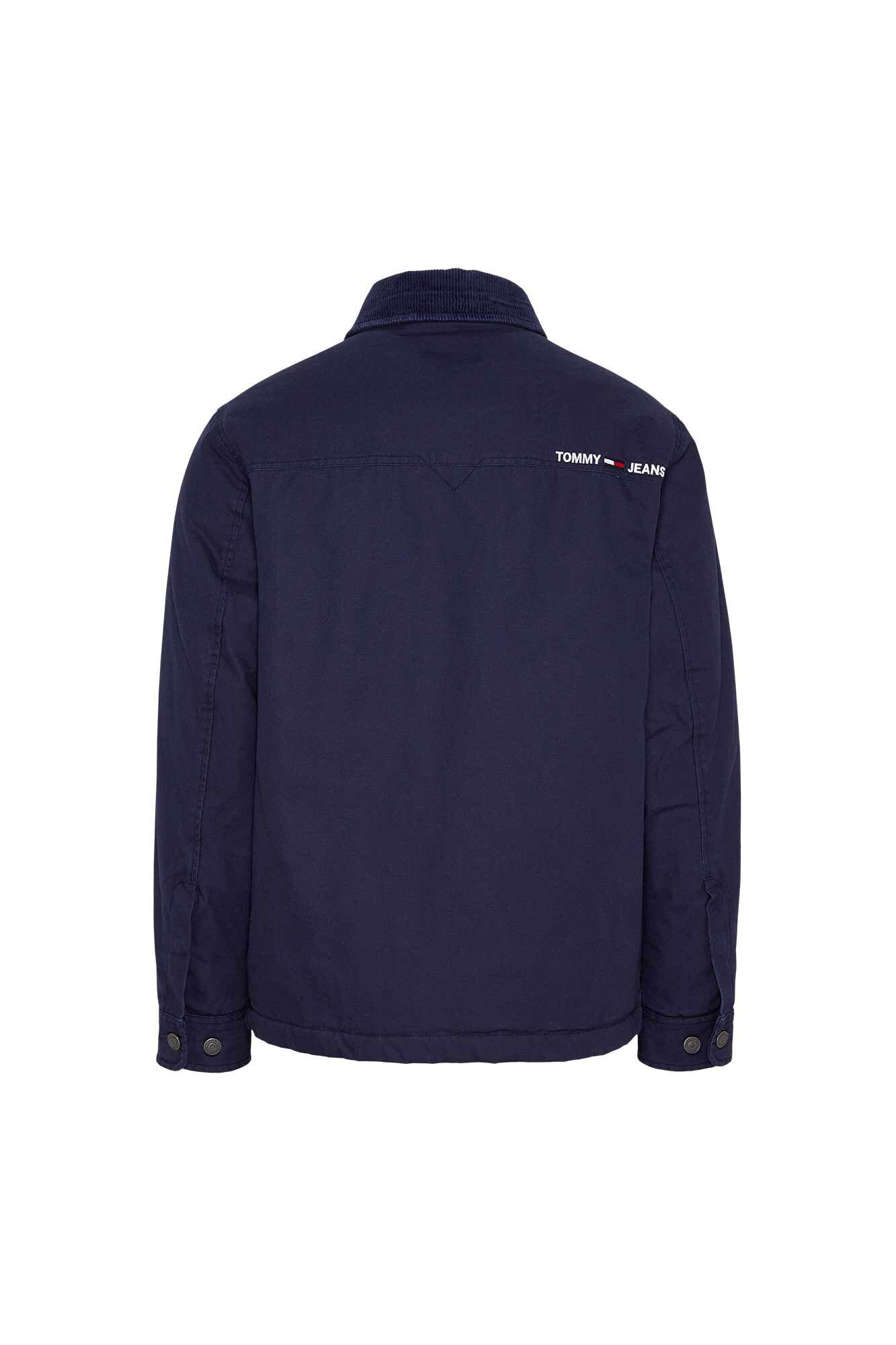 Workwear jacket DM0DM06918, BLACK IRIS