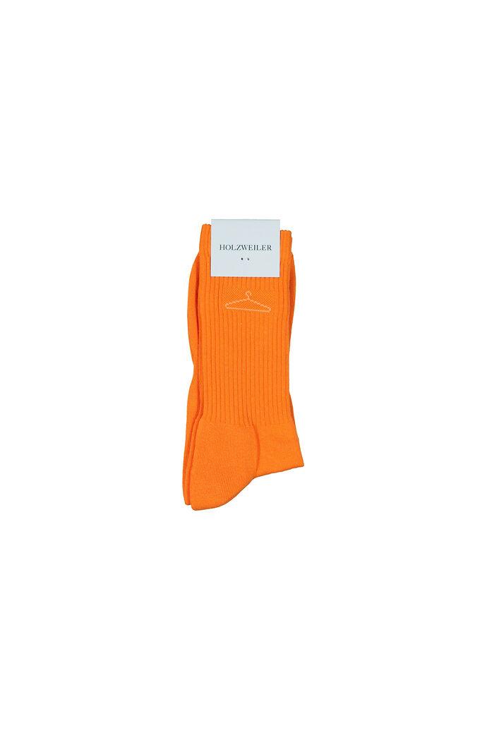 Hanger sock, ORANGE