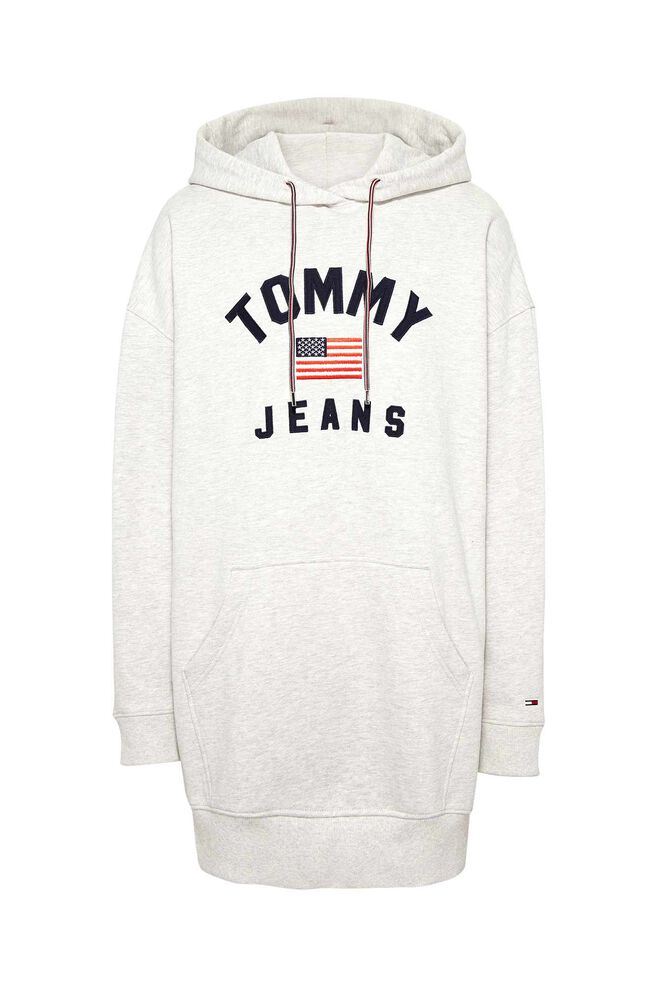 Tjw logo hoodie dress DW0DW072