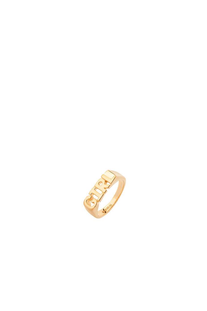 Girl ring, GOLD HP