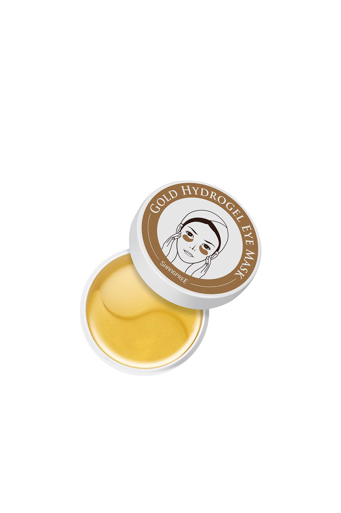 Hydrogel eye mask 78001, GOLD