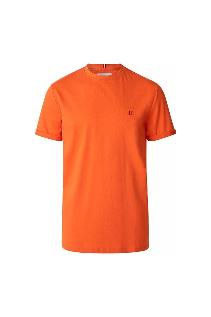 Nørregaard T-shirt LDM101008, DARK PAPAYA/ORANGE