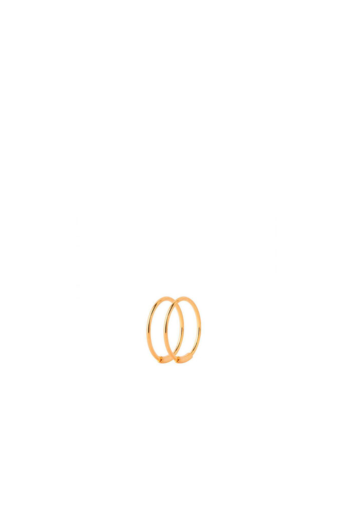 Basic Hoop S Earring 100217