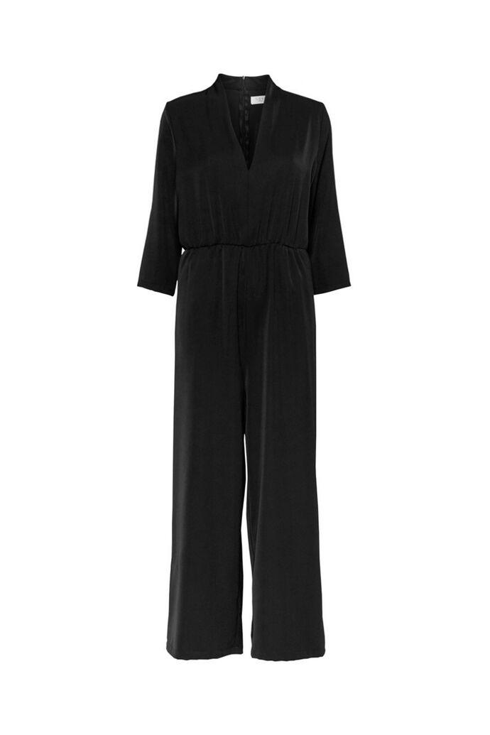 New ane jumpsuit, BLACK
