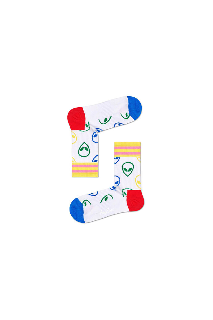 Athletic alien mid high sock, 1300