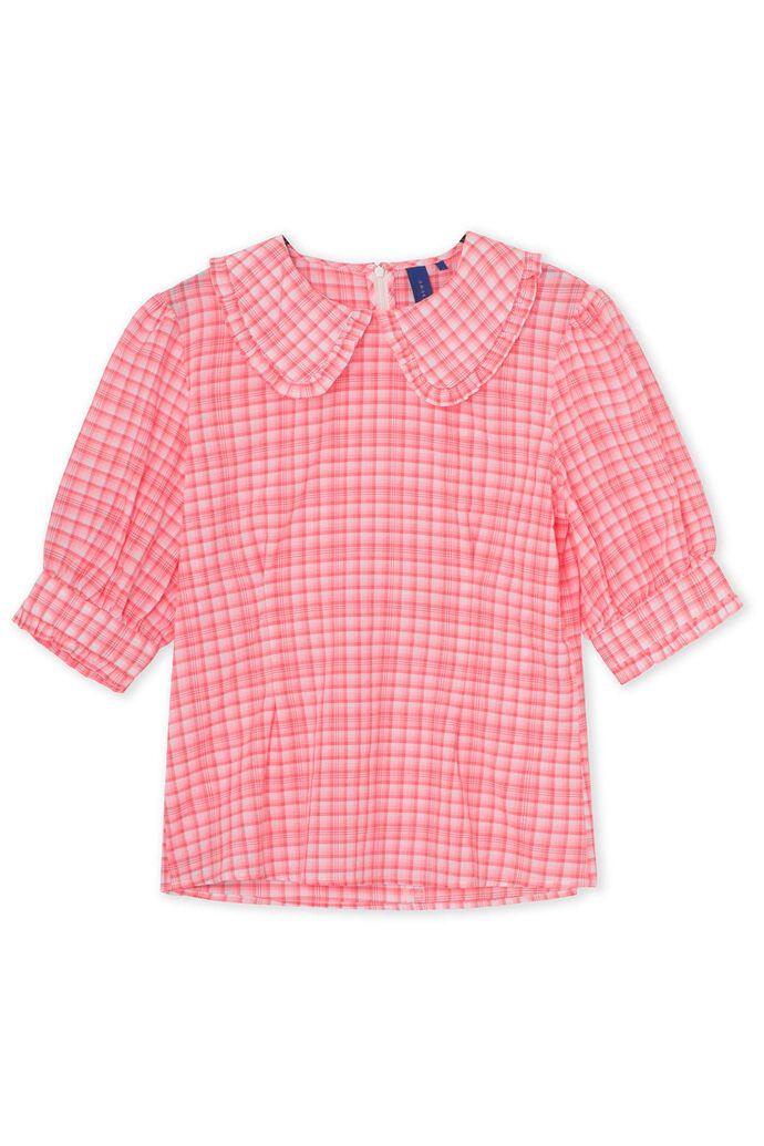 Tianna blouse 07090408, NEON PINK