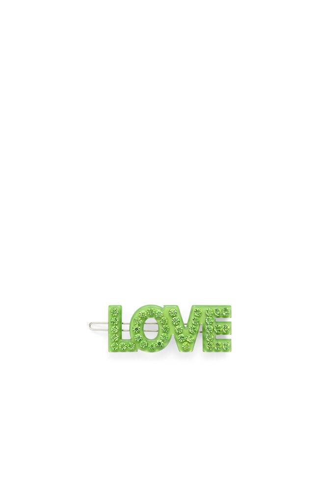 Love clip, GREEN