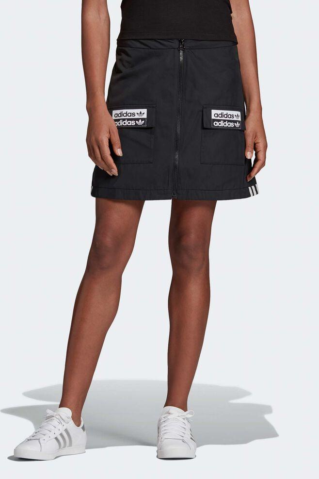 Skirt ED7447, BLACK