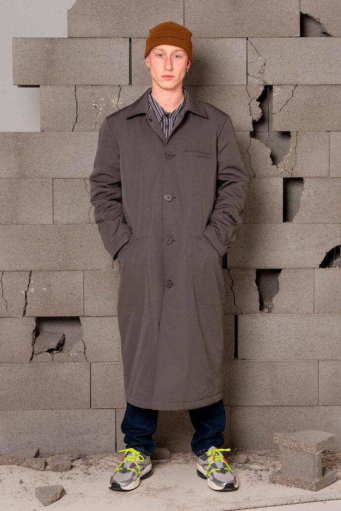 Square coat M-120083