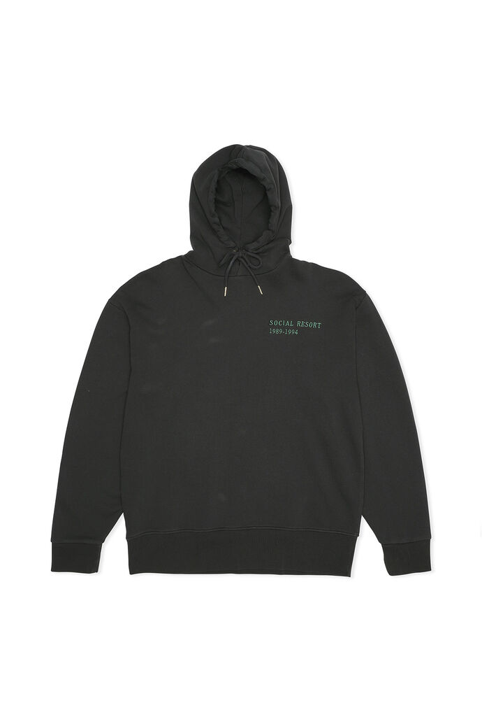 Bulky hoodie M-130155