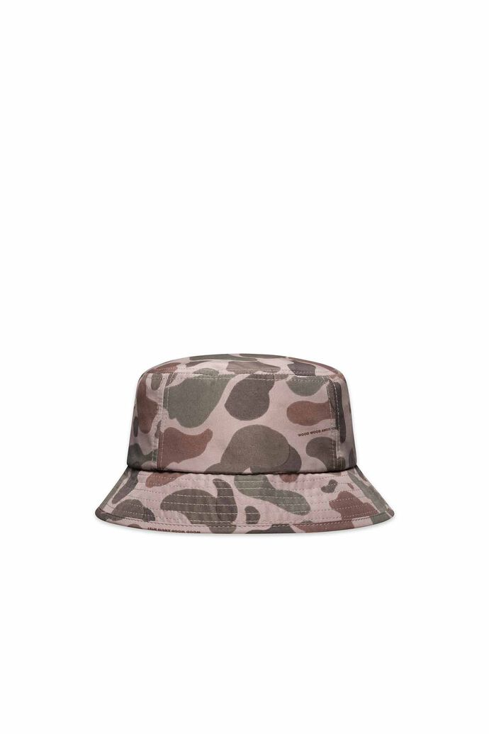 Bucket hat 11930809-9522, TAUPE AOP