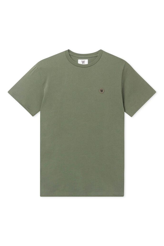 Ace t-shirt 10035700-2222, ARMY GREEN