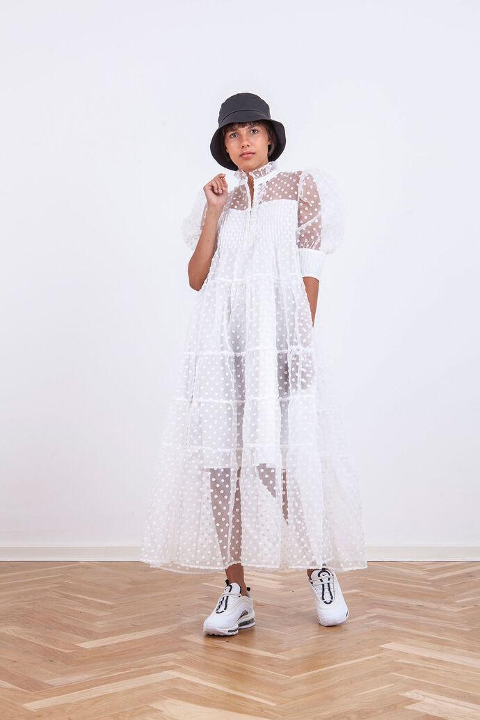 Rillo dress, AOP PINK CHAIN