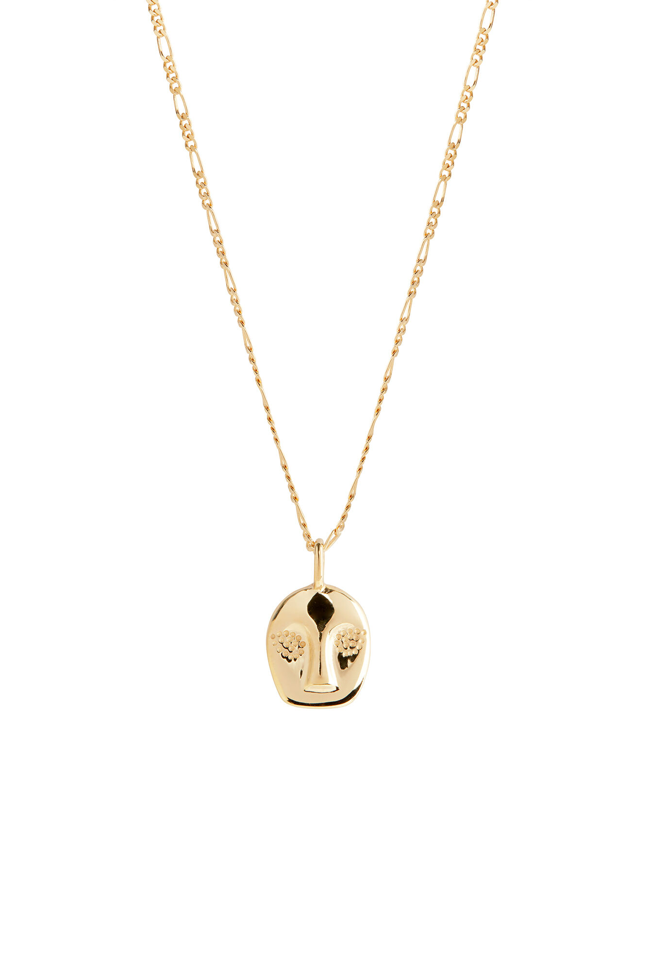 Ray necklace 300368YG, GOLD HP