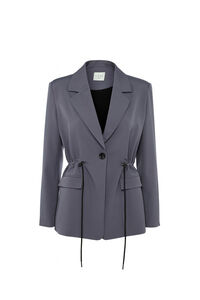 Casey blazer 11861374, DUSTY BLUE
