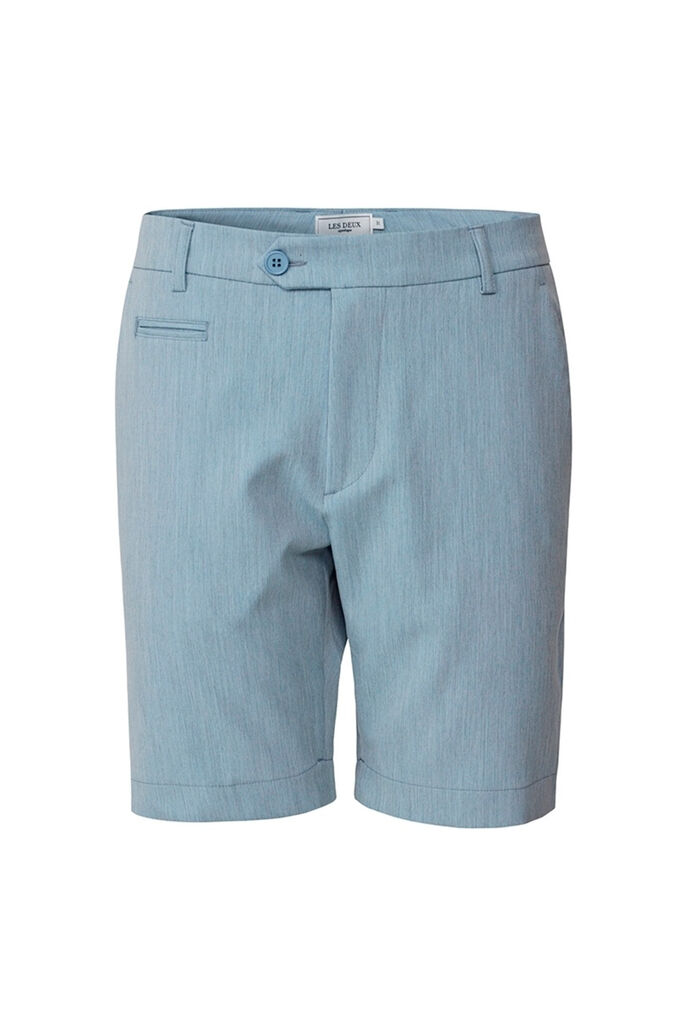 Como light shorts LDM502008, PROVINCIAL BLUE/GREY MELANGE