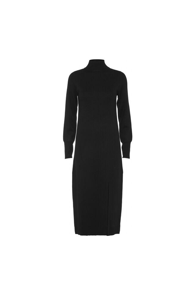 Quinn knit dress 11861447, BLACK