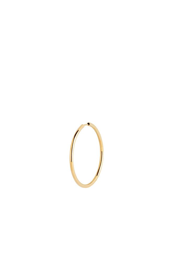 Senorita 35 hoop 100701YG-35, GOLD HP