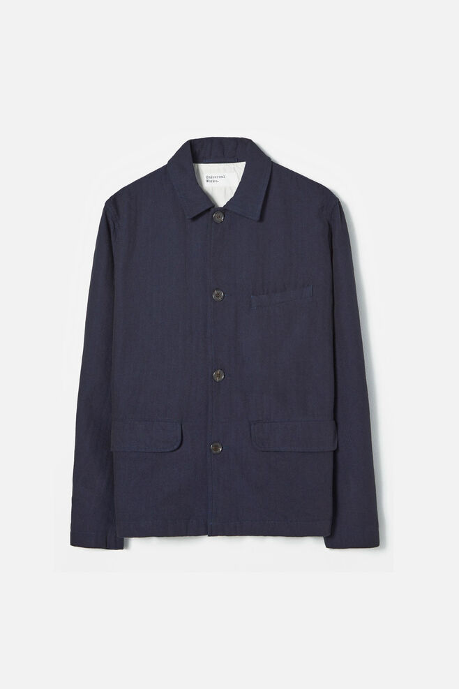 Warmus jacket 21531, INDIGO
