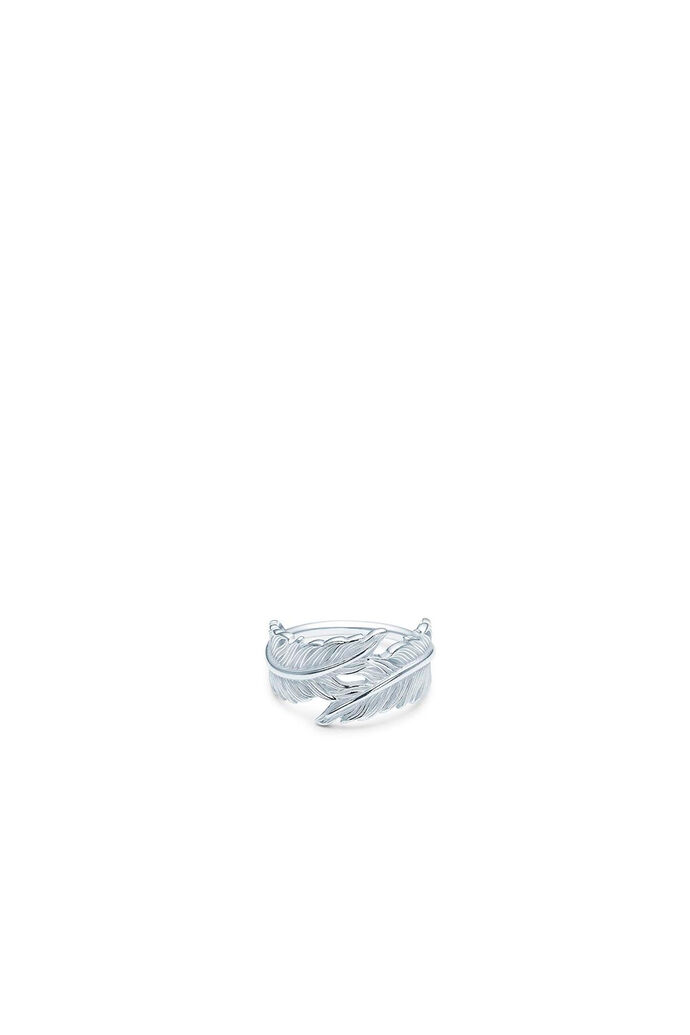 Raven ring IDR009RH, RHODIUM