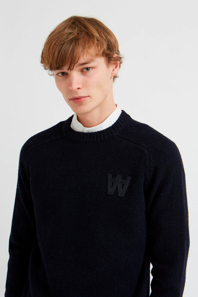 Kevin sweater 11935510-4033, NAVY